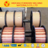CO2 Gas Shielded Er70s-6 Welding Wire Welding Product with 15kg/ Plastic Spool