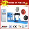 Jp Fan Impeller Blower Impeller Horizontal Dynamic Balancing Machine