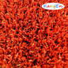 UV Resistance Red Colour Synthetic Grass for Tennis Court