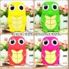 Cute 3D Turtle Animal Silicone Case Cover Skin for iPhone 4 S 4G 4s (SI4S005)