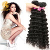 7A Brazilian Virgin Hair Deep Wave 100 Unprocessed Brazilian Deep Wave Virgin Hair 3 PCS Lot Cheap Brazilian Hair Weave Bundles