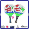 Wholesale Brand Wooden Beach Racket with Custom Logo