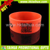 "Hot Custom 1"" Silicone Bracelet Wristband (TH-band007)"