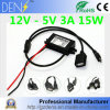 DC DC 12V to 5V 3A 15W LED Converter