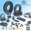 Customized Pot, Disc, Block, Bar Permanent Ceramic/Ferrite Magnet