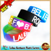 Rubber Wristband for Promotional (TH-6868)