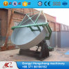 Factory Good Quality Compost Fertilizer Disc Pelletizer for Hot Sale