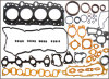Auto Parts-Gasket Kit for Toyota 2kd