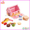 Wooden Children Food Toy (W10B065)