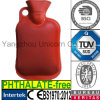 BS Rubber Hot Water Bottle Medical Hot Cold Therapy Bag