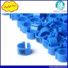 Laser Number Printed Plastic Clip Rings