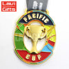 Promotion Cheap Die Casting Enamel Brass Copper Stamp Award Medal