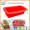 Microwave Oven Safe Non-Stick Silicone Toast Baking Pan