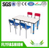 Cheap Kid Furniture Study Table with Chairs (KF-49)
