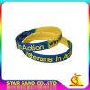 Wholesale Latest Eco-Friendly Good Price Silicone Bracelet for Promotion