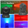 64W RGBW Duoface Moving-Head Spot LED Stage Light