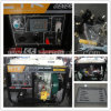 Rated Output 5.5 Kw Diesel Welder Generator Set