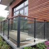 Simple But Strong Glass Railing, Aluminum Railing
