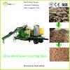 Dura-Shred Continous Scrap Mobile Shredding Machine for Wood Waste