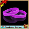 Promotion 202mm Debossed Silicone Bracelet (TH-06390)