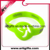 Silicone Bracelet with Special Customer's Logo