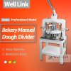 36PCS Manual Bread Dough Divider/Mini Bakery Dough Cutting Machine/Bakery Manual Divider