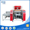 Hot Selling 3 Shaft Electrical Small Roll PE Stretch Film Rewinding Machinery