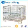 Warehouse Logistic Steel Roll Wire Mesh Cages