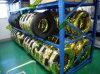 Heavy Duty Truck Tire Foldable Tyre Rack