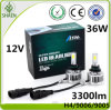 Best Selling Products 12V 36W 3300lm LED Headlight