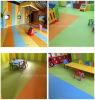 Long Time Durability PVC Vinyl Classroom Floor