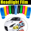 Car Headlight Color Tint Film for Car Wrap