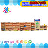 Wooden Toy Cabinet, Train Modeling Toys Rack (XYH12132-4)