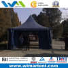 3mx3m Black Pagoda Tent for Party Resting Room