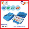 Multifuntional Waterproof Kit First Aid Pill Box Personal Medicine Case