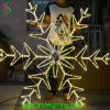 Big LED Snowflake Christmas Light