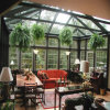 Aluminum Sun Room with Folding Conservatory Doors (TS-507)