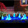 LED Spectacular Penguins Swan Lark Xmas Lights Garden Parks