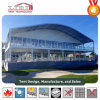 Movable Mobile Two Floors House Tent Double Decker with Decoration