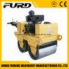 Furd Double Drum Hand Roller Compactor, Hand Road Roller