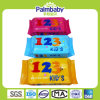 Nonwoven Wipe, Soft Wet Towel, Good Quality Baby Cleaning Wipes (BW-037)