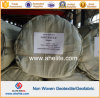 Desert Sand Brown Color Polyester Nonwoven Geotextiles Used for Hesco