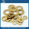 Yelllow Brass Flat Washers