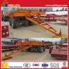 2-Line-4-Axle Per Unit 50 Tonnage Drawbar Type Girder Trailer