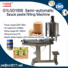 G1lgd1000 Semi-Automatic Sauce Paste Filling Machine for Peanut Butter
