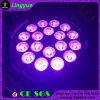 LED Stage Light 18PCS*18W UV RGBWA 6in1 LED PAR Light