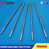 High Performance Carbide Twist Drill Bit for Steel