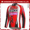 Wholesale Custom Long Sleeve Cycling Jersey (ELTCJI-3)