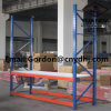 Warehouse Rack with Wire Mesh Board