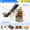 Fully Automatic Hydraulic Clay Interlocking Block Making Machine